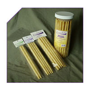 Paraffin Ear Candles Natural, 2 Pak by Cylinder Works (2588880568405)
