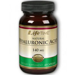 Hyaluronic Acid 60 caps by Life Time Nutritional Specialties (2587330183253)