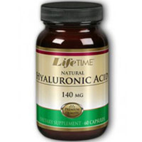Hyaluronic Acid 60 caps by Life Time Nutritional Specialties