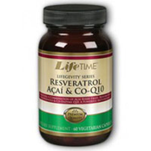 Resveratrol 60 vcaps by Life Time Nutritional Specialties