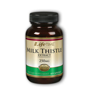 High Pot Milk Thistle 60 caps by Life Time Nutritional Specialties