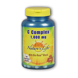 Vitamin C 250 vcaps by Nature's Life (2587331100757)
