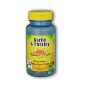 Garlic & Parsley 100 softgels by Nature's Life