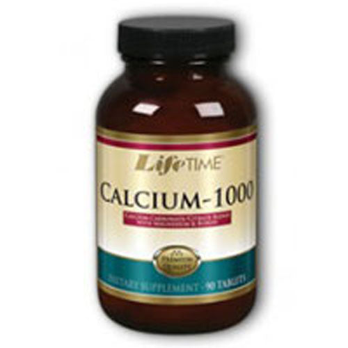 Calcium Citrate with Magnesium and Boron 180 caps by Life Time Nutritional Specialties