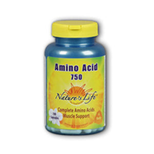 Amino Acid 100 caps by Nature's Life (2589153099861)