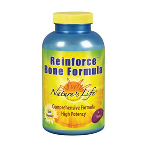 Reinforce Bone Formula 360 caps by Nature's Life (2587335819349)