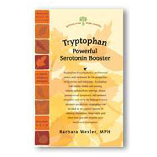 Tryptophan Powerful Serotonin Booster 32 pgs by Woodland Publishing
