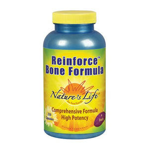 Reinforce Bone Formula 250 Capsules by Nature's Life