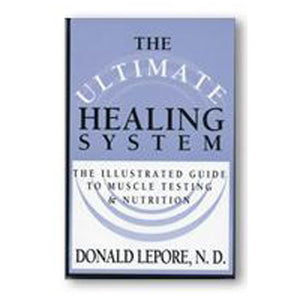 Ultimate Healing System 402 pgs by Woodland Publishing (2587342307413)