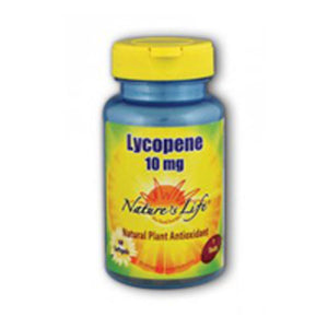 Lycopene 60 softgels by Nature's Life (2587342536789)