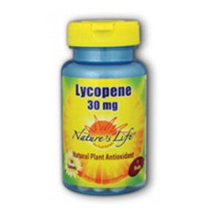 Lycopene 30 tabs by Nature's Life (2587342798933)