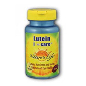 Lutein I care 60 caps by Nature's Life