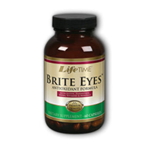 Brite Eyes With FloraGlo Lutein 120 caps by Life Time Nutritional Specialties