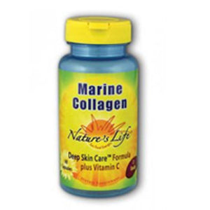 Marine Collagen 60 caps by Nature's Life