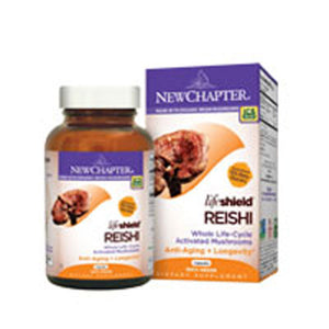 LifeShield Reishi 60 vcaps by New Chapter