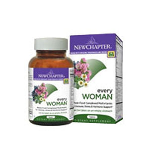 Every Woman Multivitamin 24 tabs by New Chapter (2587362426965)