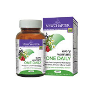 Every Woman One Daily 48 Tablets by New Chapter