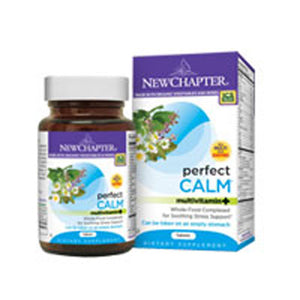 Perfect Calm Multivitamin 72 tabs by New Chapter