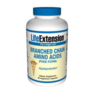 Branched Chain Amino Acids 90 caps by Life Extension (2587367538773)