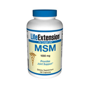 MSM 100 caps by Life Extension