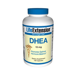 DHEA 100 caps by Life Extension (2587369668693)