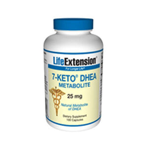 7-Keto DHEA Metabolite 100 Capsules by Life Extension