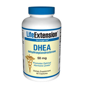 DHEA 60 Capsules by Life Extension