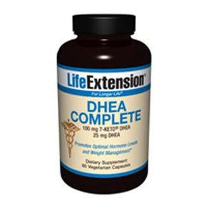 DHEA Complete 60 vcaps by Life Extension