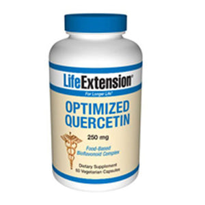 Optimized Quercetin 60 vcaps by Life Extension