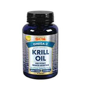 Krill Oil Lemon Flavor 90 softgels by Health From The Sun