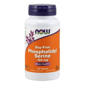 Phosphatidyl Serine 60 tabs by Now Foods (2589172498517)