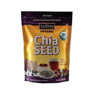 Organic Chia Seeds White 14 OZ by Nutiva