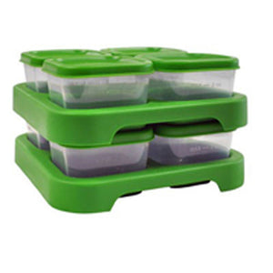 Food Storage Cubes 8 ct by Green Sprouts