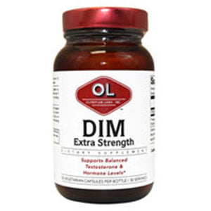 Dim Extra Strength 30 caps by Olympian Labs (2589174071381)