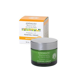 Probiotic Plus C Renewal Cream 1.7 oz by Andalou Naturals