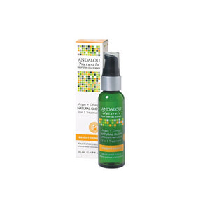 Argan Oil + C Natural Glow 3 in 1 1.9 oz by Andalou Naturals (2587383464021)