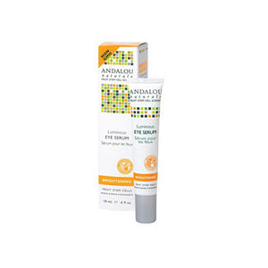 Luminous Eye Serum 0.6 oz by Andalou Naturals (2587383660629)