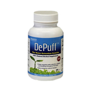 De Puff 60 tabs by Canfo Natural Products (2589176660053)