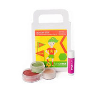 Play Makeup Kit Soccer Star 1 kit by Lunastar