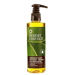 Thoroughly Clean Face Wash 8.5 Oz by Desert Essence (2583978868821)