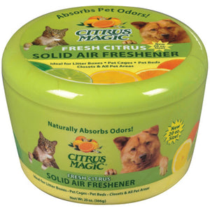 Pet Solid Odor Absorber 20 oz by Citrus Magic (2587942781013)