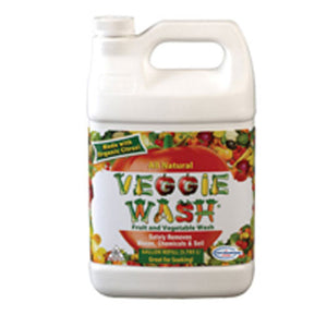 Veggie Wash Gallon Refill 1 gal by Veggie Wash (2587943239765)