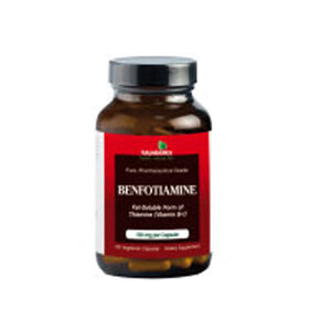 Benfotiamine Thiamine B1 120 caps by Futurebiotics (2587944026197)