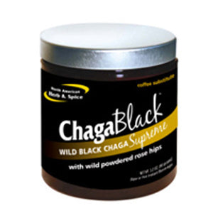 Chaga Black 3.2 oz by North American Herb & Spice (2587389558869)