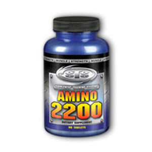 Amino 2200 90 ct tabs by Natural Sport