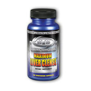 Maximum Liver Clense 60 ct vcaps by Natural Sport (2587396145237)