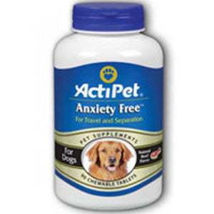 Anxiety Free For Dogs Beef, 90 ct chews by ActiPet