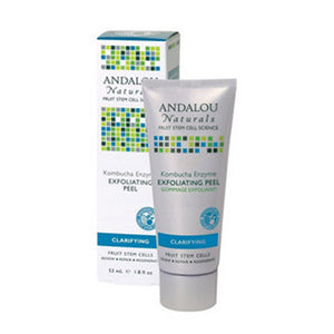 Kombucha Enzyme Exfoliating Mask 1.8 OZ by Andalou Naturals (2587408466005)