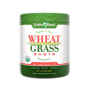 Wheat Grass Shots 5.3 OZ by Green Foods Corporation (2587409416277)