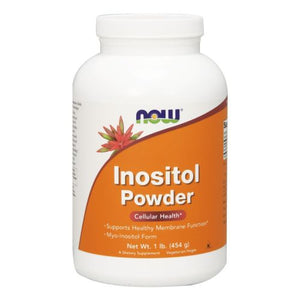 100% Pure Inositol Powder 1 lb by Now Foods (2587418820693)